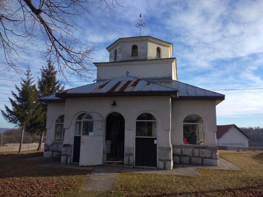 Црква Рођења Пресвете Богородице у Шљивовици