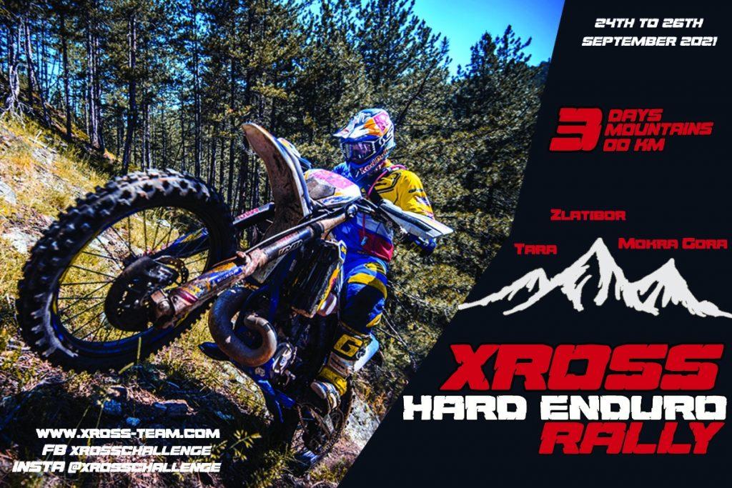 Xross Hard Enduro Rally стиже на Златибор
